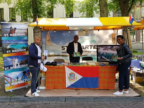 Sint Maarten well-represented at 6th Embassy Festival