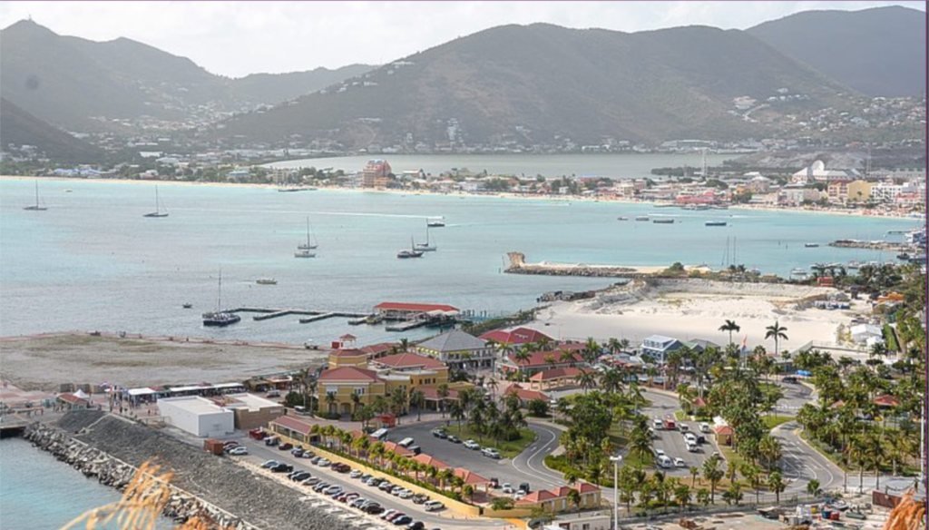St. Maarten seeks te become lead cruise provisioning port
